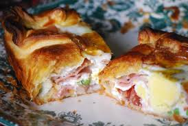 Bacon and Egg Pie 7