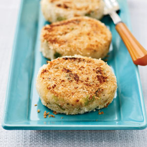 Crisp Mashed Potato Cakes3