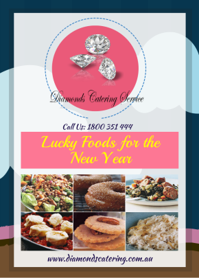 Lucky Foods for the New Year