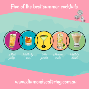 Five of the best summer cockta