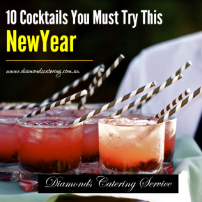 10 Cocktails You Must Try This new year